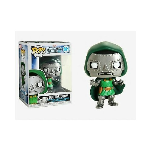 Figura Funko POP Fantastic Four Doctor Doom 561