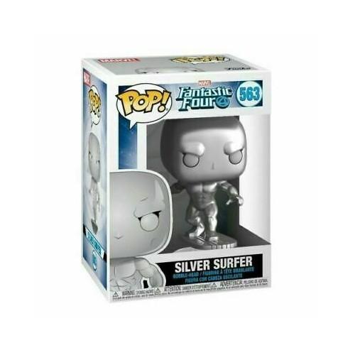 Figura Funko POP Fantastic Four SIlver Surfer 563