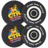 Base Copos Crash Team Racing (4 unidades)