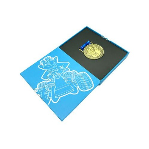 Medalha Crash TR 1º Lugar