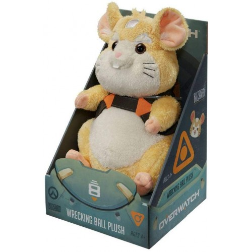 Peluche Overwatch Wrecking Ball