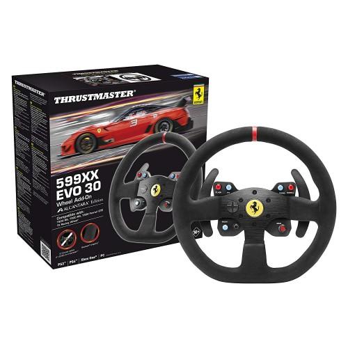 Volante Thrustmaster Ferrari 599XX EVO 30 Alcantara Edition Add-on