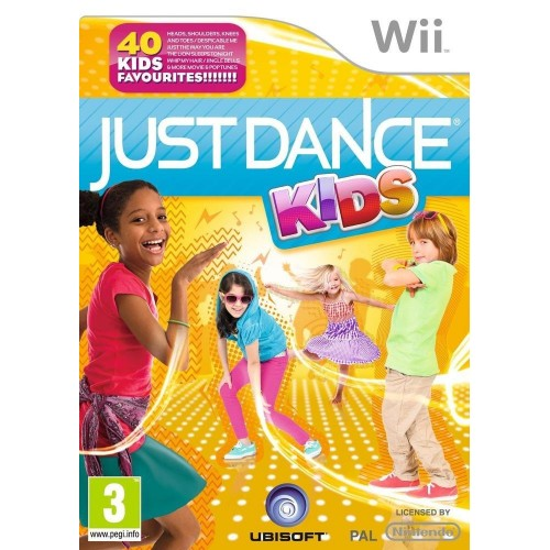 Just Dance Kids Nintendo Wii