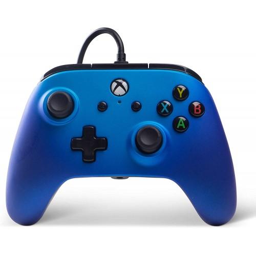 Comando PowerA Sapphire Fade Xbox One (com fios)