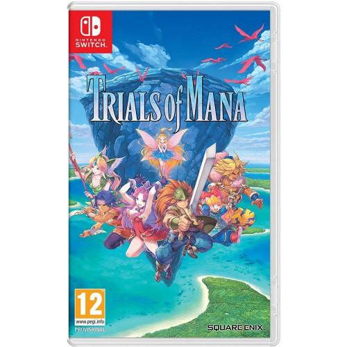 Trials of Mana Nintendo Switch