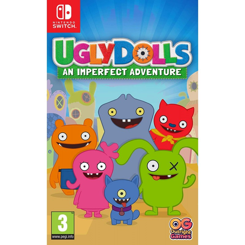Ugly Dolls An Imperfect Adventure Nintendo Switch