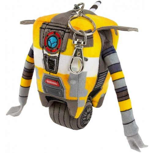 Porta Chaves Borderlands 3 Claptrap Peluche
