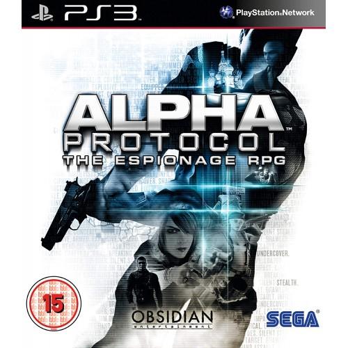 Alpha Protocol The Espionage RPG PS3