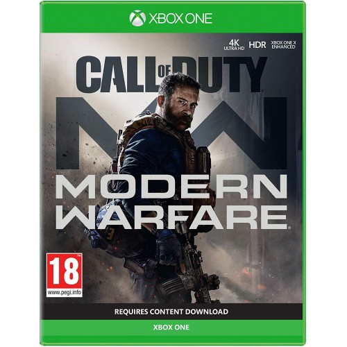 Call Of Duty Modern Warfare Xbox One