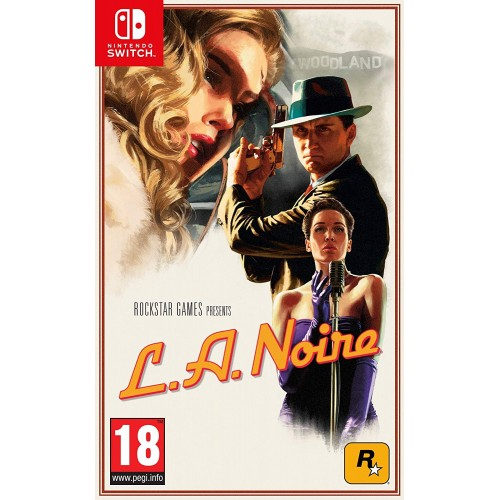 L.A. Noire Nintendo Switch