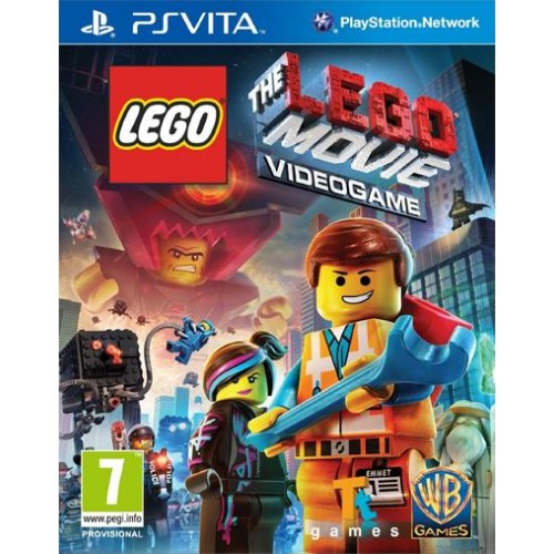 Lego Movie The Videogame PSVita