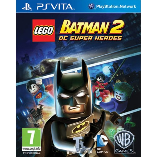 Lego Batman 2 DC Super Heroes USADO PSVita