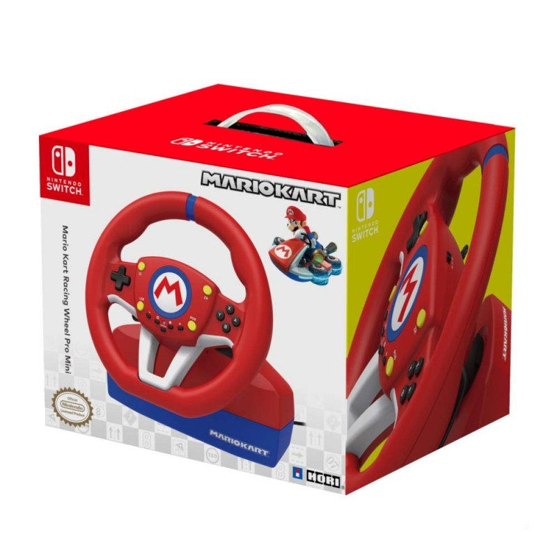 Volante Hori Pro Mini Mario Kart