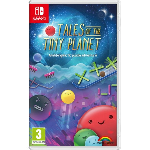 Tales Of The Tiny Planet Nintendo Switch