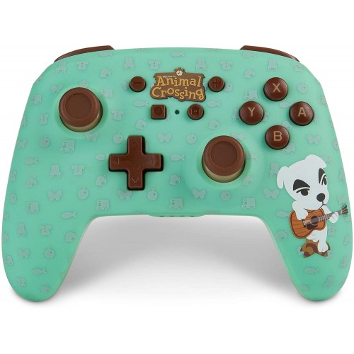 Comando PowerA Animal Crossing K.K. Slider (sem fios) Nintendo Switch