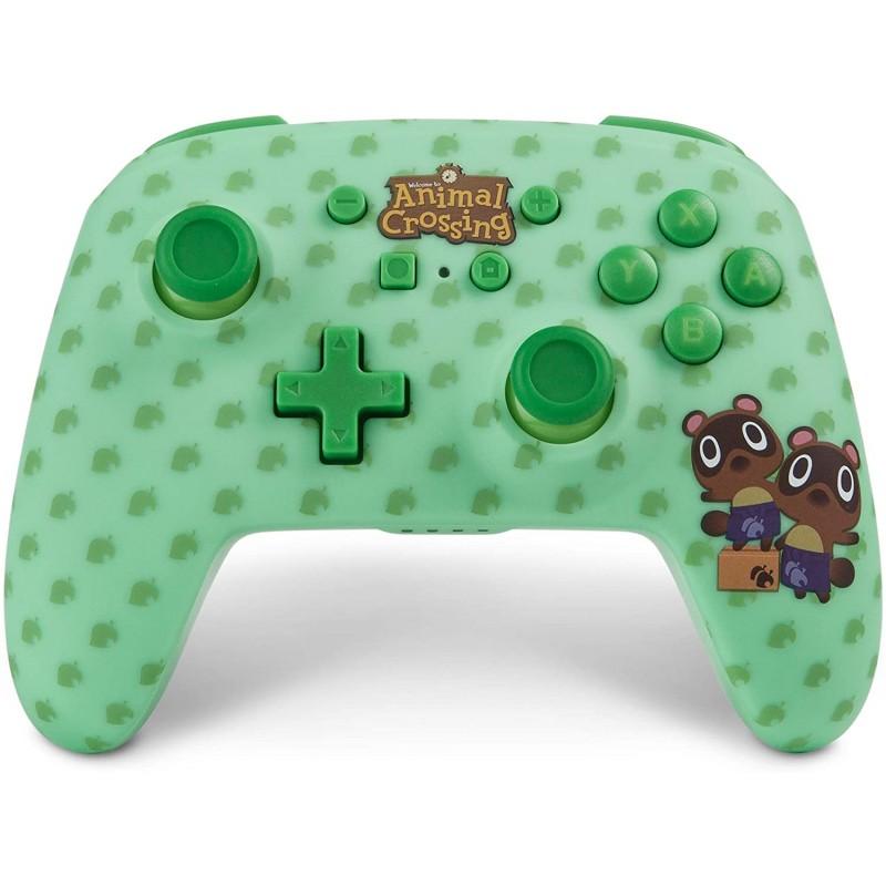 Comando PowerA Animal Crossing Timmy & Tommy Nook (sem fios) Nintendo Switch