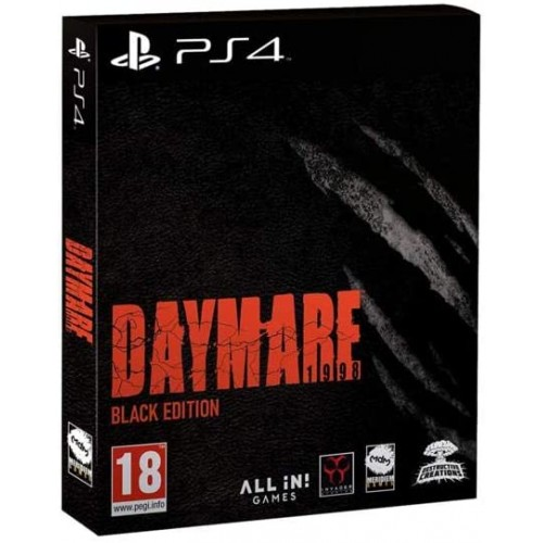 Daymare 1998 Black Edition PS4