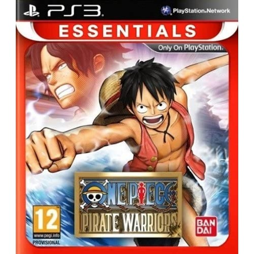 One Piece Pirate Warriors Essentials PS3