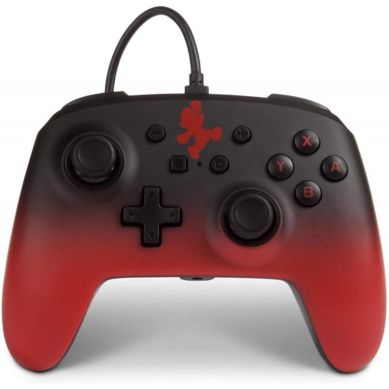 Comando PowerA Mario Fade Nintendo Switch (com fios)