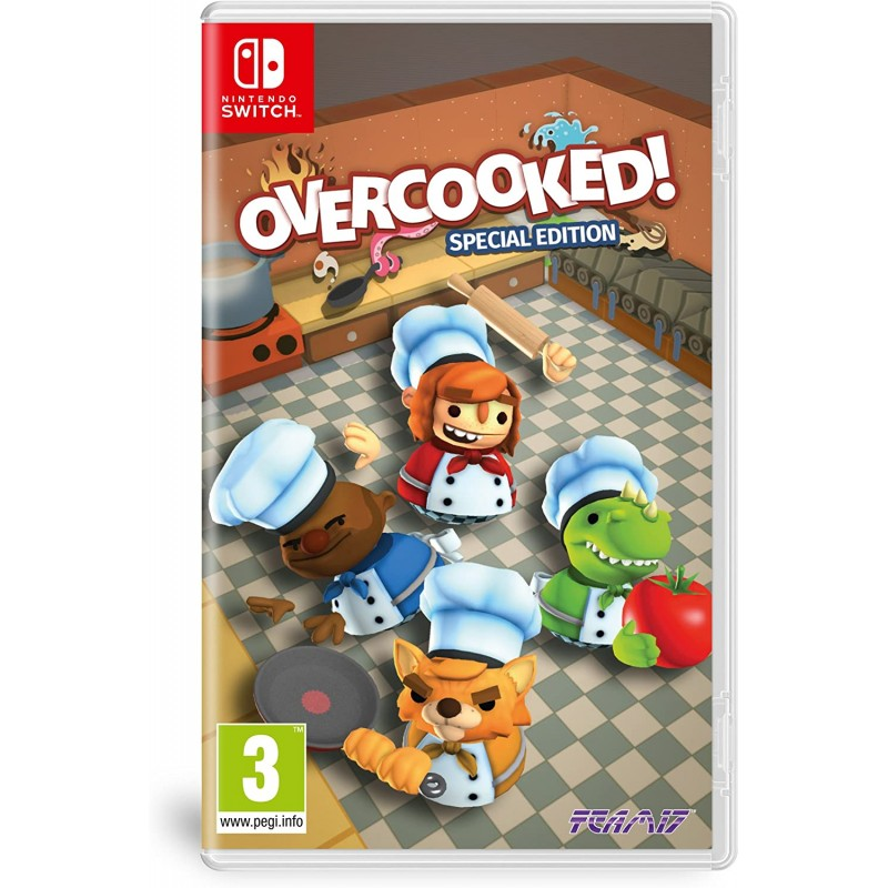 Overcooked Special Edition Nintendo Switch