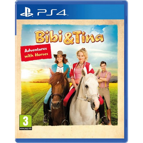 Bibi & Tina Adventures with Horses PS4