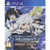 Is It Wrong to Try to Pick Up Girls in a Dungeon Infinite Combate PS4
