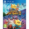 Pawsome Pack Cat Quest + Cat Quest 2 PS4