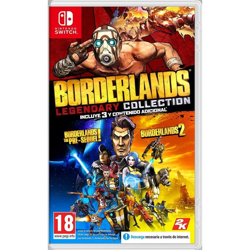 Borderlands Legendary Collection Nintendo Switch
