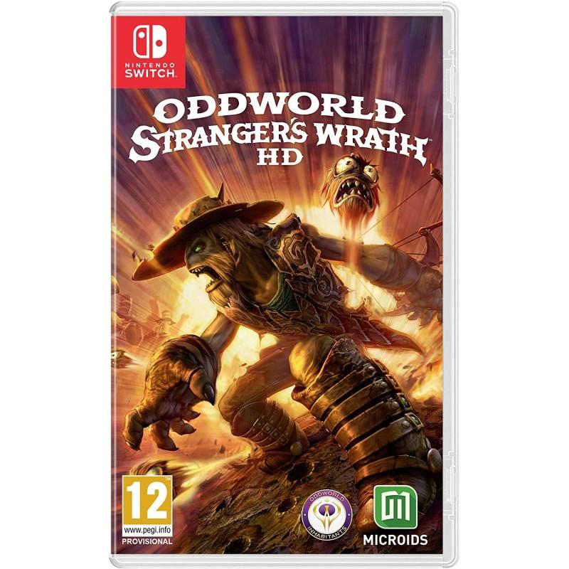 Oddworld Stranger's Wrath HD Nintendo Switch