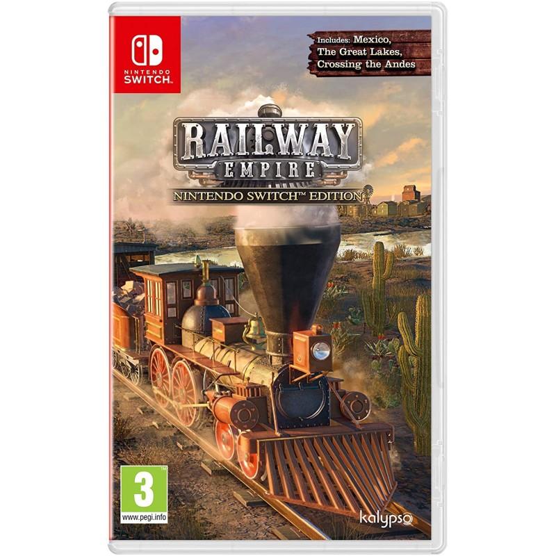 Railway Empire Nintendo Switch Edition