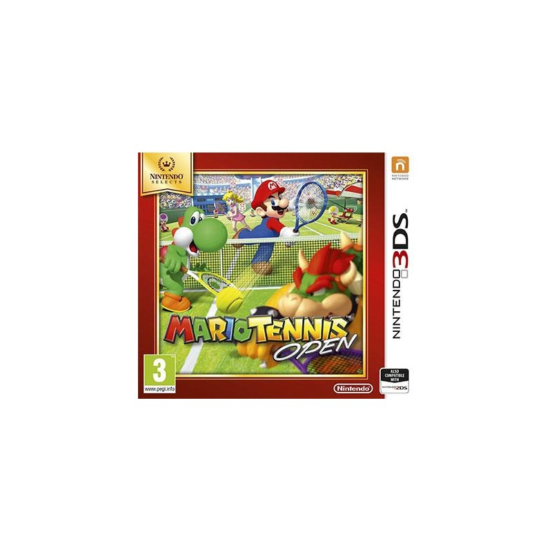 Mario Tennis Open Nintendo 3DS