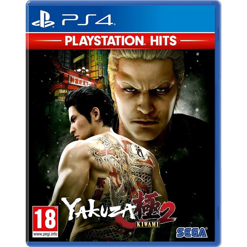 Yakuza Kiwami 2 PS Hits PS4