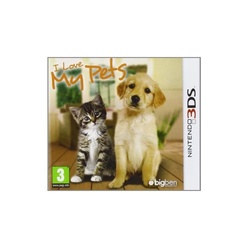 I Love My Pets Nintendo 3DS