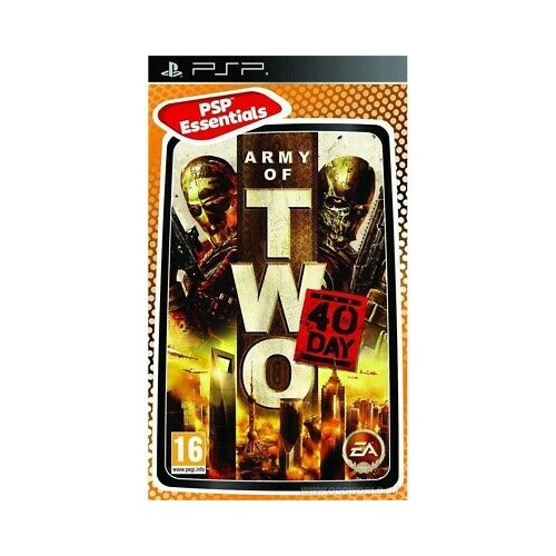 Army of Two The 40th Day USADO PSP