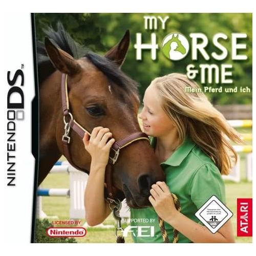 My Horse & Me USADO Nintendo DS