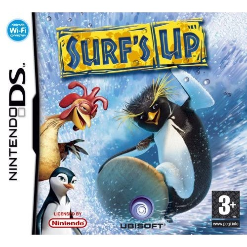 Surf's Up Nintendo DS