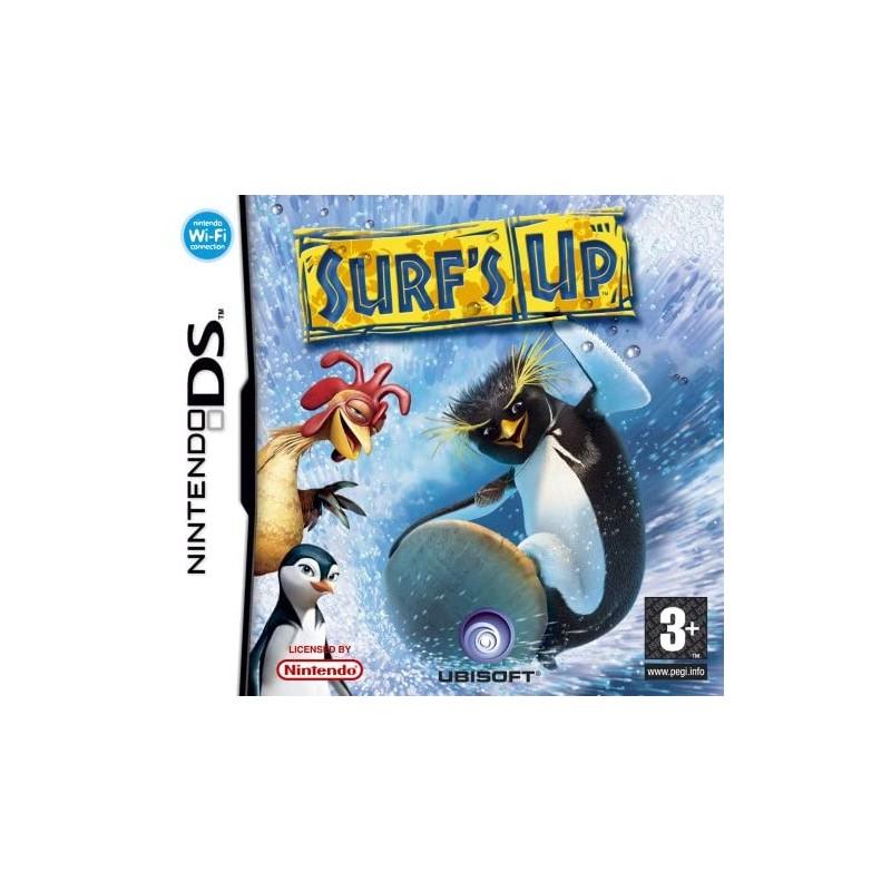 Surf's Up Nintendo DS