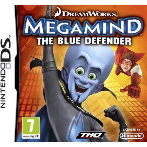 Megamind The Blue Defender USADO Nintendo DS