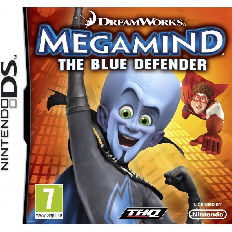 Megamind The Blue Defender Nintendo DS