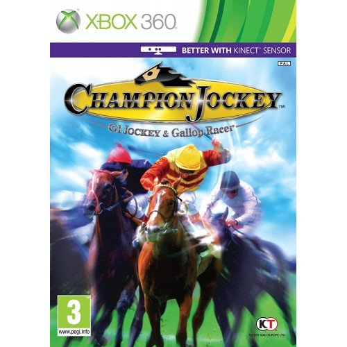 Champion Jockey USADO Xbox 360