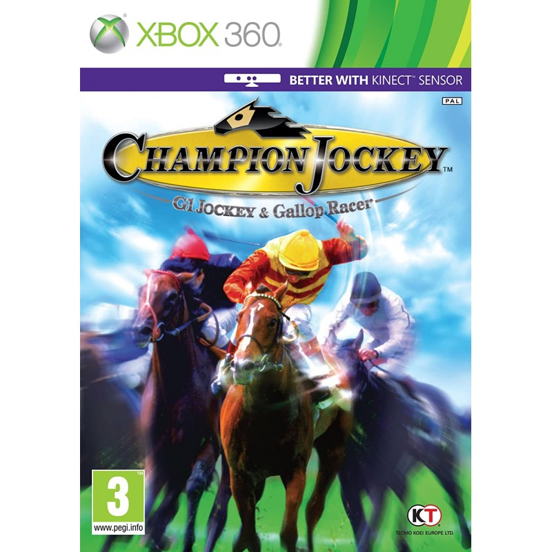 Champion Jockey Xbox 360