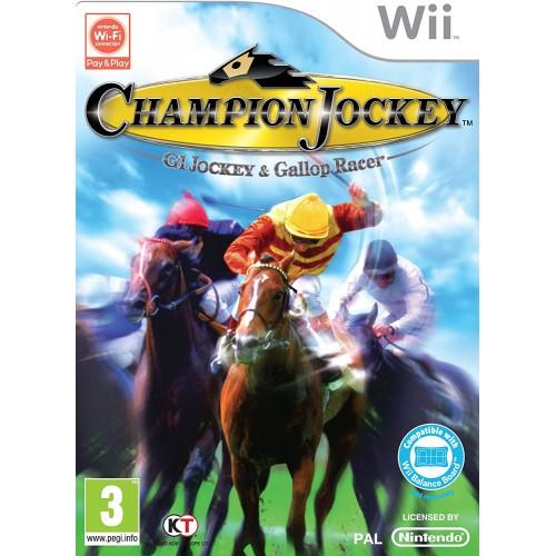 Champion Jockey Nintendo Wii