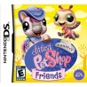 Littlest Pet Shop Novos Amigos no Campo USADO Nintendo DS