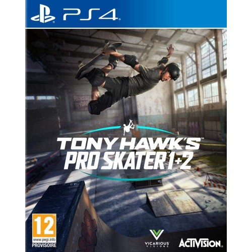 Tony Hawk's Pro Skater 1 & 2 Remaster PS4