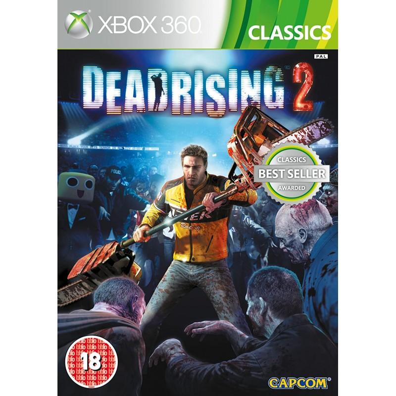 Dead Rising 2 Classics Xbox 360