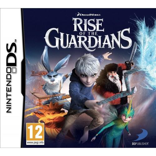 Rise of the Guardians USADO Nintendo DS