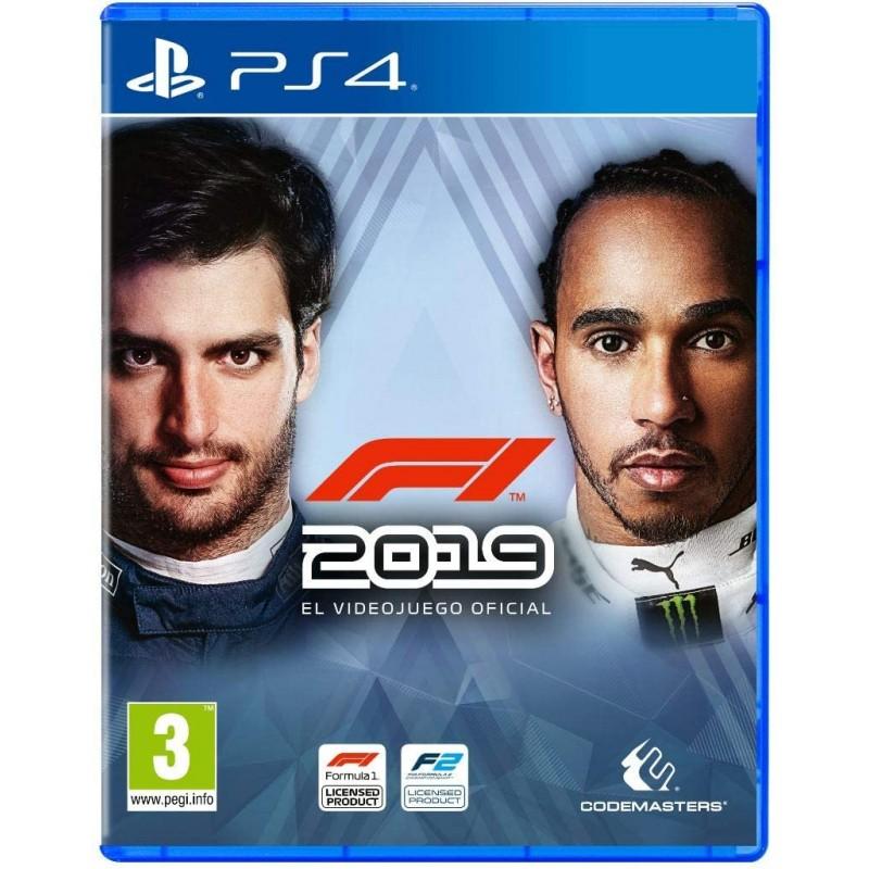 Formula 1 F1 2019 PS4