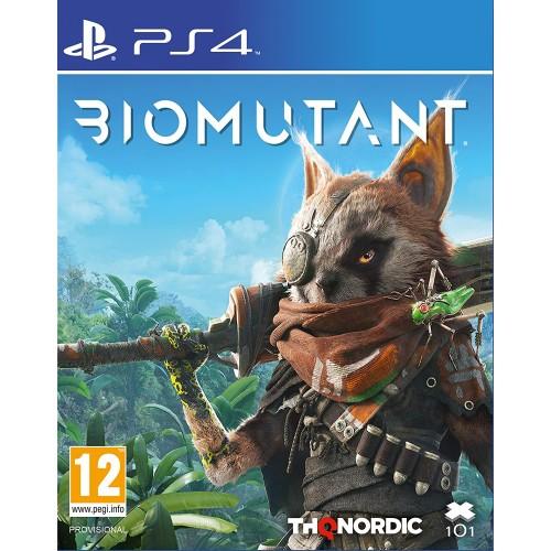 Biomutant PS4 (a confirmar 2020)