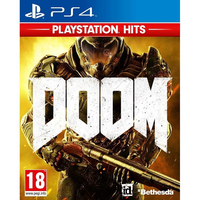 Doom PSHits PS4