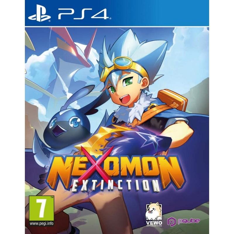 Nexomon Extinction PS4
